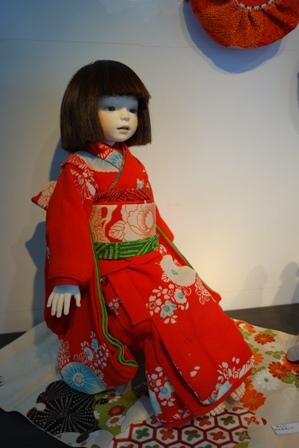 人形展 作品紹介 参 ~桐塑&焼物の美~_b0232919_15450018.jpg