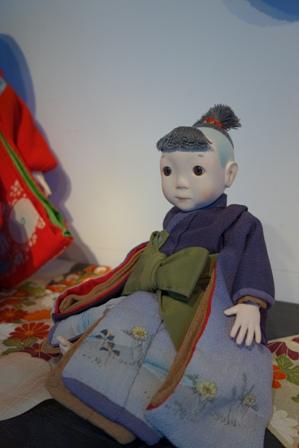 人形展 作品紹介 参 ~桐塑&焼物の美~_b0232919_15451681.jpg