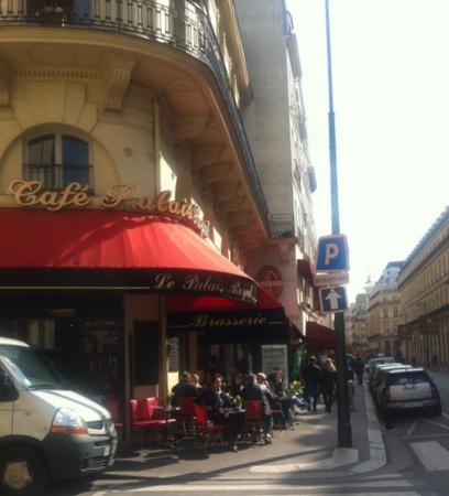 パリ散策 & おうちごはん_f0141419_15410740.jpg