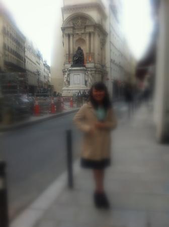 パリ散策 & おうちごはん_f0141419_15412004.jpg