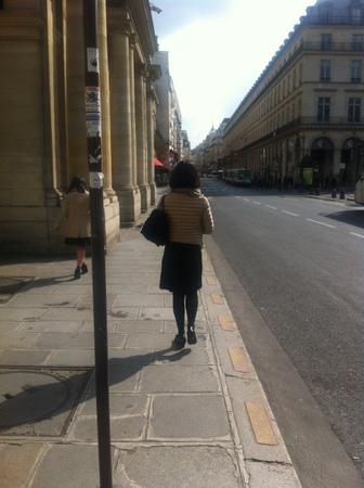 パリ散策 & おうちごはん_f0141419_15415587.jpg