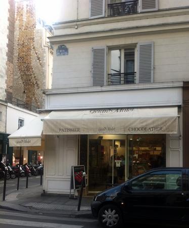 パリ散策 & おうちごはん_f0141419_15425776.jpg
