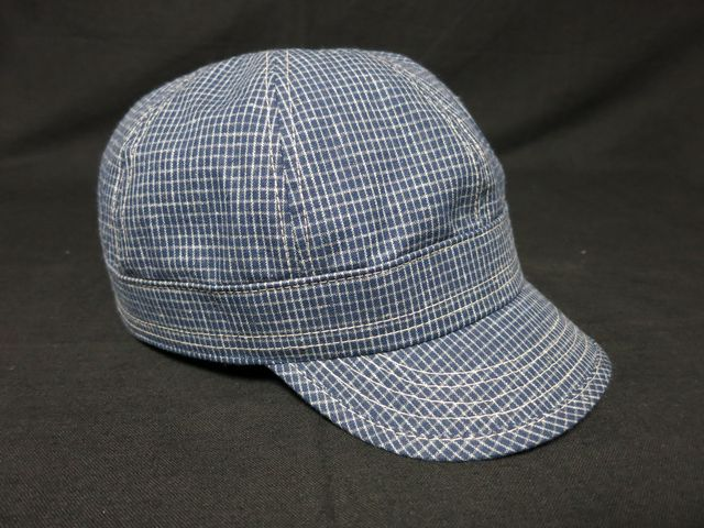 ダッパーズ Special 8piece Work Cap LOT1001 入荷しました!_c0144020_14162451.jpg