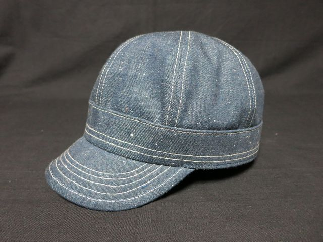 ダッパーズ Special 8piece Work Cap LOT1001 入荷しました!_c0144020_14164192.jpg