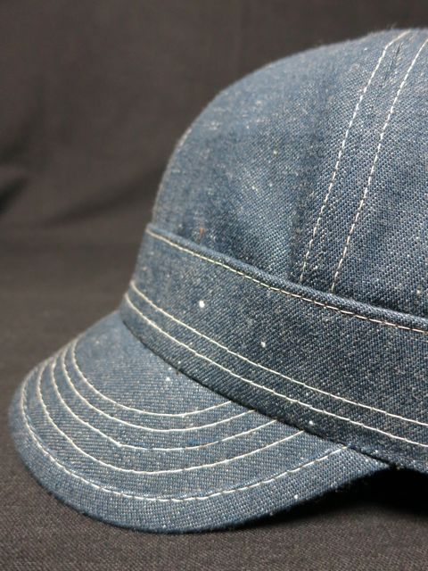 ダッパーズ Special 8piece Work Cap LOT1001 入荷しました!_c0144020_14164431.jpg