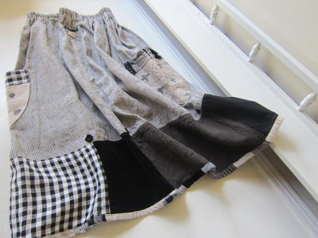 リトアニア麻スカート。_b0207631_1654226.jpg