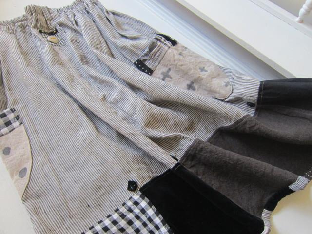 リトアニア麻スカート。_b0207631_16545388.jpg