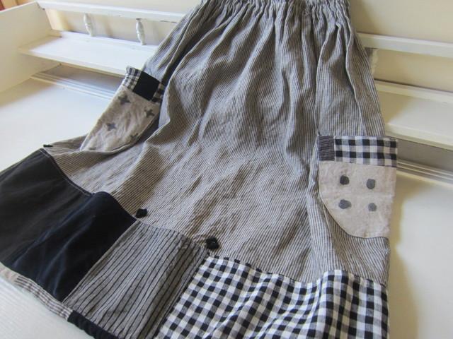 リトアニア麻スカート。_b0207631_16582693.jpg