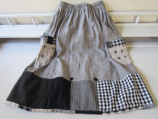 リトアニア麻スカート。_b0207631_1659795.jpg