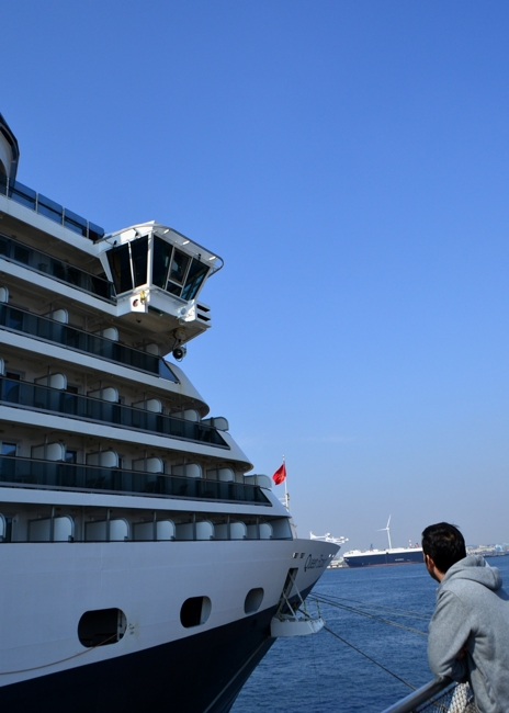 Queen Elizabeth 2014 横浜寄港 part-2_e0152866_2322561.jpg