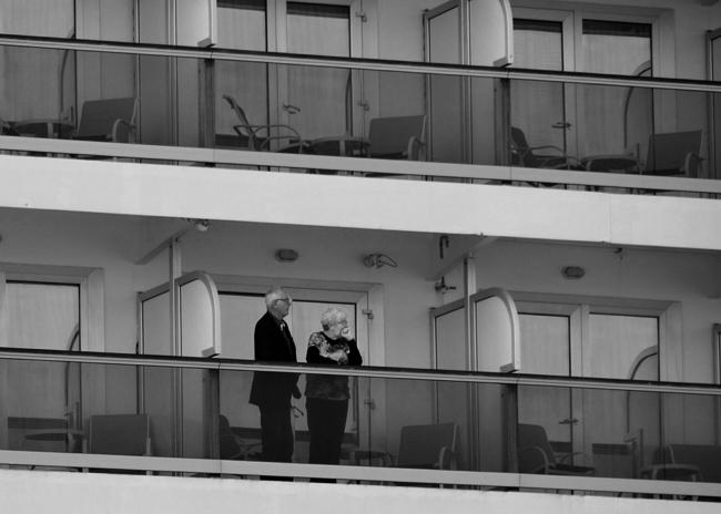 Queen Elizabeth 2014 横浜寄港 part-2_e0152866_2325548.jpg