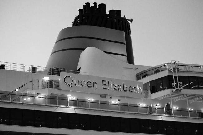 Queen Elizabeth 2014 横浜寄港 part-2_e0152866_23273223.jpg