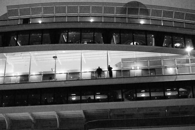 Queen Elizabeth 2014 横浜寄港 part-2_e0152866_23375724.jpg