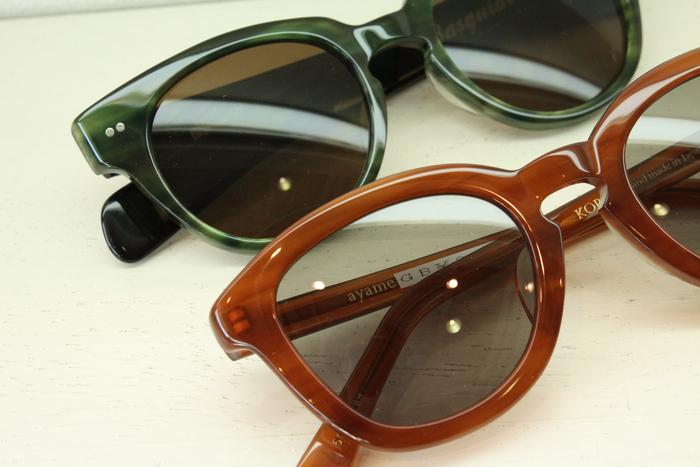 「Spring Sunglasses by GB」_f0208675_18231350.jpg