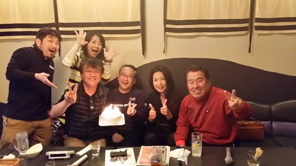 池田くんメイクハウジング17周年おめでとうございます!_c0186691_1531145.jpg