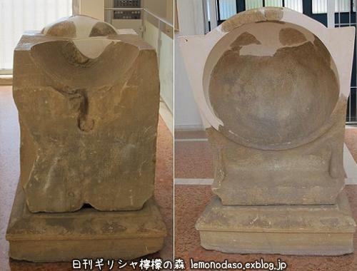 ティノスのポセイドンとアンピトリテー聖域からの出土品_c0010496_01102383.jpg