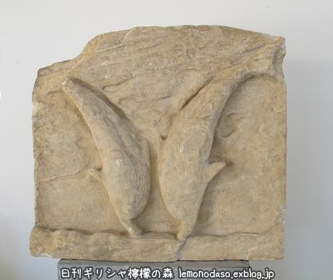 ティノスのポセイドンとアンピトリテー聖域からの出土品_c0010496_01172989.jpg