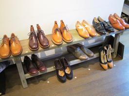 巻田工房 春の靴展 始まりました_c0218903_8422834.jpg