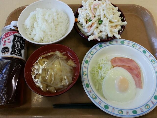 今日の朝食@会社Vol.99_b0042308_740623.jpg