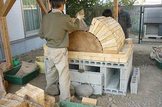 石窯を作りました。_c0178008_21253036.jpg