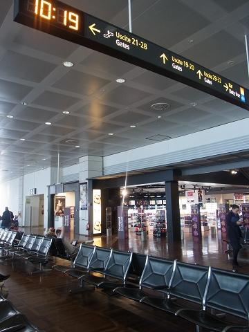 ヴェネツィアの空港_b0326809_16321844.jpg