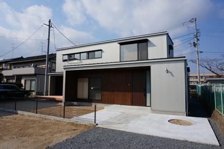 『プールサイドの家』 祝 完成・引渡し_e0197748_1775812.jpg