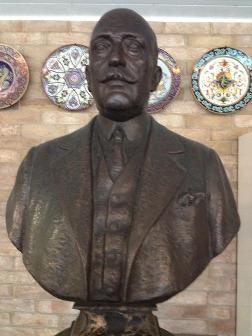 27/03/2014  リチャード・ジノリの美術館&アウトレットに行ってきた_a0136671_4562412.jpg