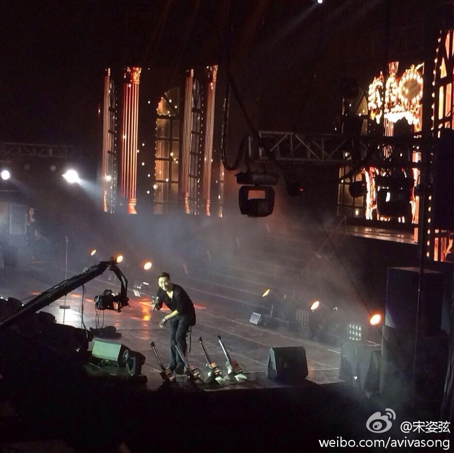 RAIN EFFECT SHOW IN BEIJING 北京_c0047605_12202814.jpg