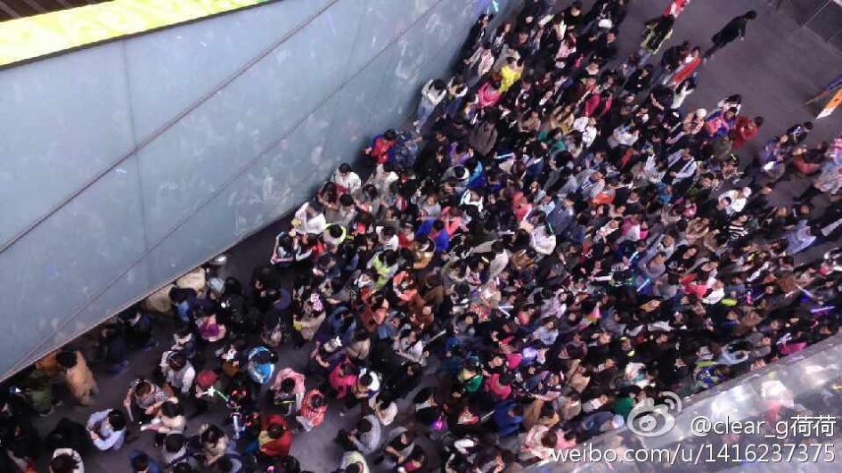 RAIN EFFECT SHOW IN BEIJING 北京_c0047605_12233112.jpg