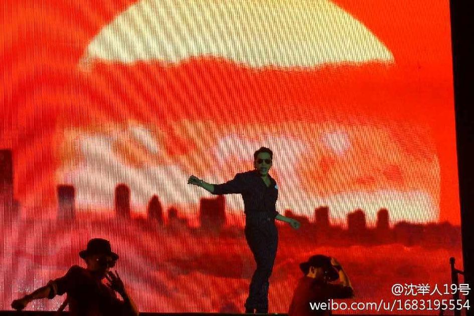 RAIN EFFECT SHOW IN BEIJING 北京_c0047605_12241310.jpg