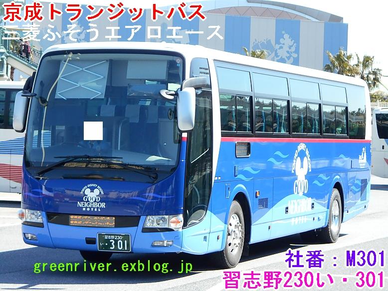 京成トランジットバス M301_e0004218_2031355.jpg