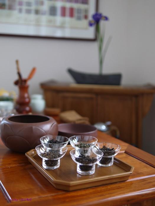 中国茶5種のみ比べとご感想_a0169924_12452244.jpg
