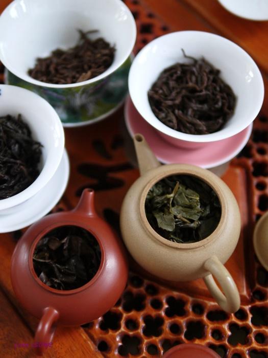 中国茶5種のみ比べとご感想_a0169924_12501956.jpg