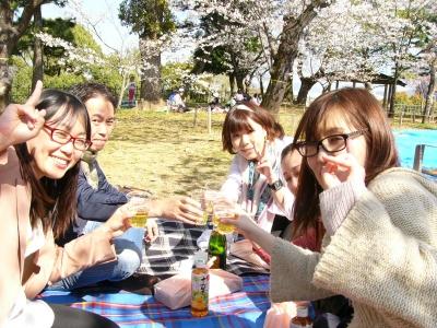 2014年 お花見!!_f0203164_11355677.jpg