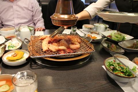 ソウルでおいしいミノ&テッチャン@オバルタン_a0223786_18472491.jpg