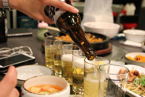 ソウルでおいしいミノ&テッチャン@オバルタン_a0223786_19165798.jpg