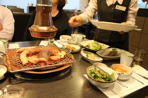 ソウルでおいしいミノ&テッチャン@オバルタン_a0223786_1974141.jpg