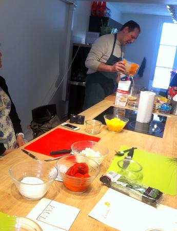パリで料理教室♪_f0141419_10243740.jpg