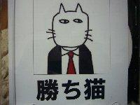 なにわのプレスリー「勝ち猫」ライヴ&真央ちゃん金メダル_c0133422_26374.jpg