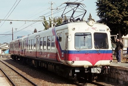松本電気鉄道上高地線 モハ5003_e0030537_23392986.jpg