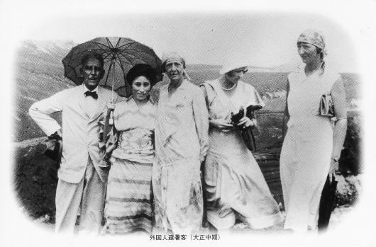 なぜ多くの外客が戦前期に雲仙温泉を訪れたのか?_b0235153_11365962.jpg