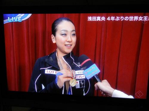 '14,3,30(日)浅田真央ちゃんも金メダル!_f0060461_9431382.jpg