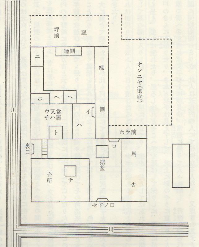 「遠野物語83(草分けの家)」_f0075075_1620476.jpg