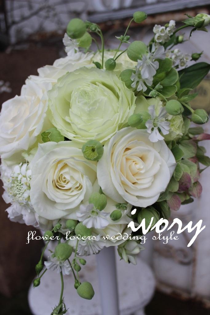 ~本日の婚礼から~ 2014 3 30_b0094378_2011421.jpg