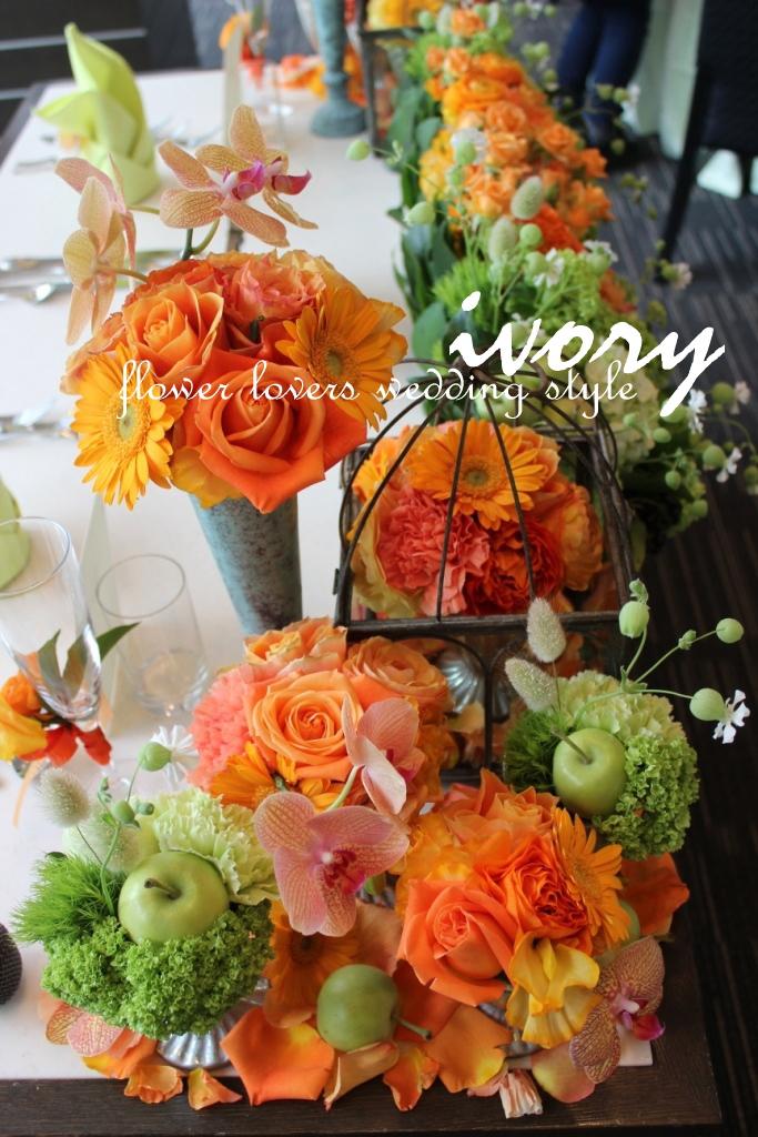 ~本日の婚礼から~ 2014 3 30_b0094378_20121323.jpg