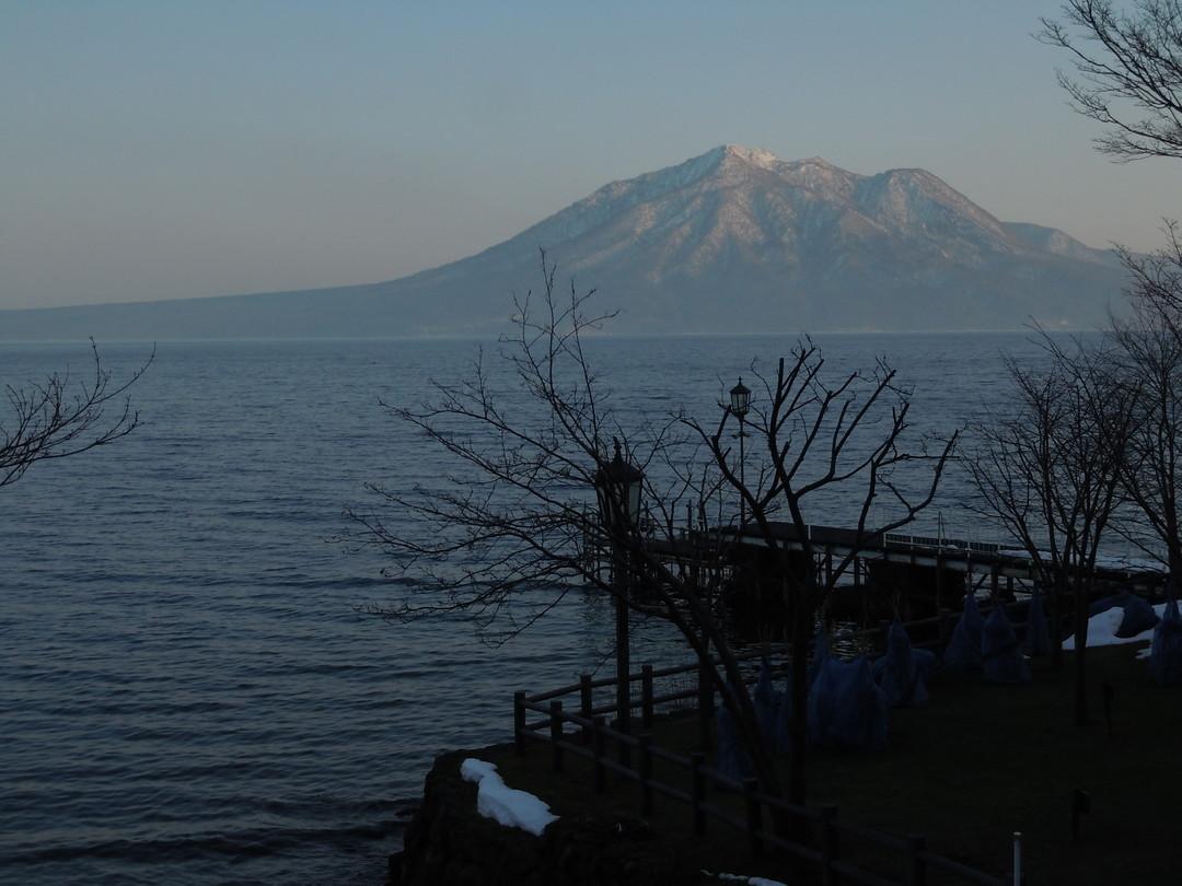 """2014年3月 『春の支笏湖、樽前山スキー』 March, 2014 \""""Lake Shikotsu in Spring and ski in Mt Tarumae\""""_c0219616_19304554.jpg"""