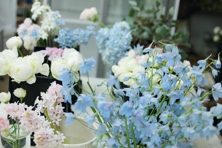クラッチブーケ 軽井沢高原教会様へ 春の水辺_a0042928_19593718.jpg