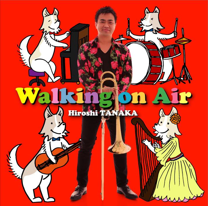 《Walking on Air 》 5/28 on sale!!_c0164348_234769.jpg
