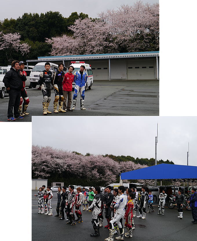 桜舞うモタードスクール_f0178858_20303346.jpg