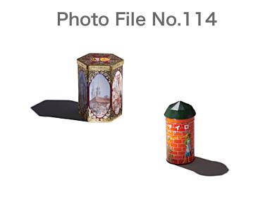 STUDIO M2 PhotoFile No.114「ブリキ缶 サイロ バター飴&Elisen-Lebkuchen」_a0002672_9295471.jpg